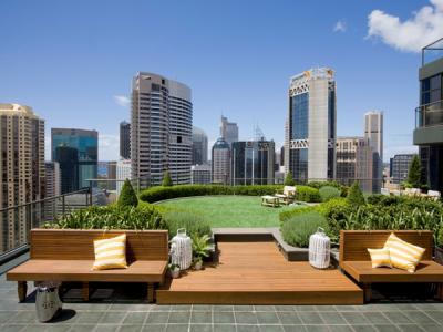 6 Roof Garden Dengan Desain dan Pemandangan Menakjubkan