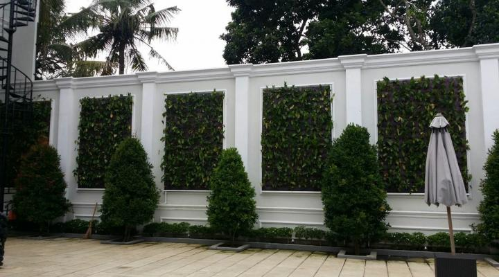 Residence at Sleman, Yogyakarta